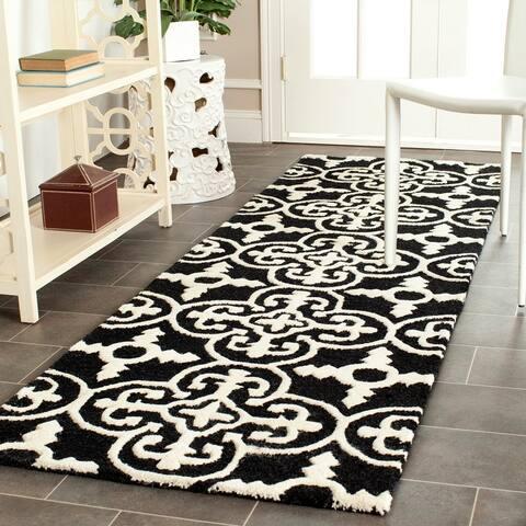 Safavieh Handmade Cambridge Lucindy Modern Wool Rug