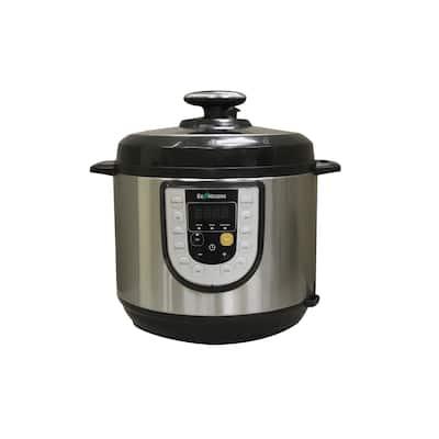 Ecohouzng Electric 6 Quart Pressure Cooker