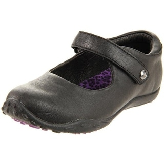 Pediped Girls Bailey Toddler Leather Mary Janes - 6-6.5 medium (b,m)