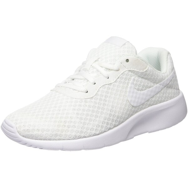 f5259d0265fe Shop NIKE KIDS TANJUN (GS) SHOES WHITE WHITE WHITE