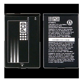 OEM PCD Standard Battery for Verizon PCD CDM8975 - 1100mAh (Bulk Packaging)