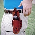 Brown Leather Beer Holster - Thumbnail 0