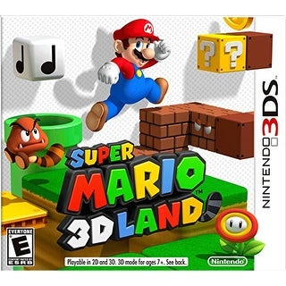 Super Mario 3D Land 3DS