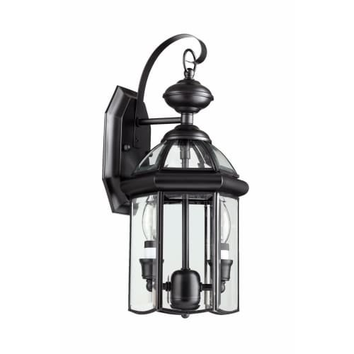 Quorum International Q733-2 Wellsley 2 Light Outdoor Wall Sconce