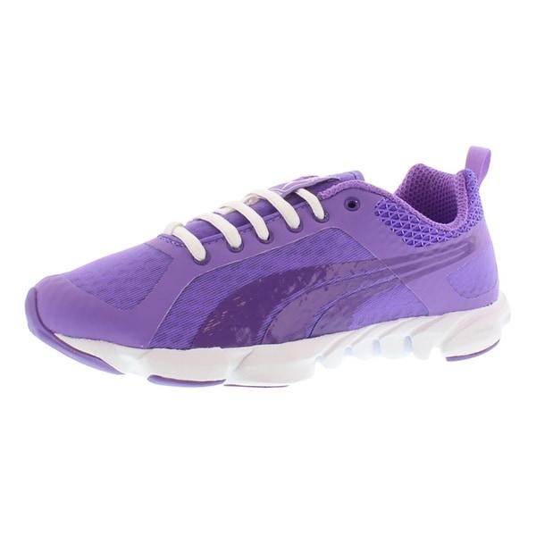 5899e22f0449 Shop Puma Formlite Xt Ultra Fluo Running Women s Shoes - 6.5 B(M) US ...