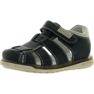 Garvalin Boys 152460 Fisherman Casual Fashion Sandals - blue jeans