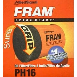 Honeywell PH16 Fram Oil Filter Manufacturers