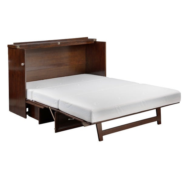 Deerfield Murphy Queen Bed Chest with charging station