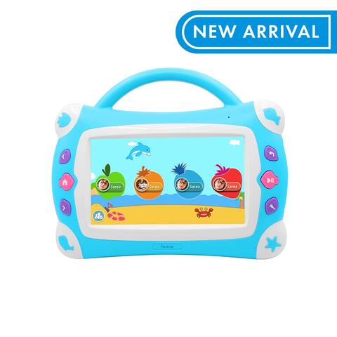 """IVIEW 711TPC Kids Sing Pad with Microphone - 7"""" blue"""