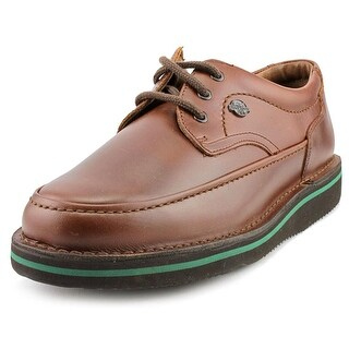 Hush Puppies Mall Walker Men N Round Toe Leather Oxford