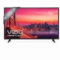 "Manufacturer Refurbished - Vizio SmartCast E-Series E43u-D2 43"" Class 4K UHD LED Display 3840x2160 4x HDMI"