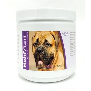 Healthy Breeds Bullmastiff Multivitamin Soft Chews