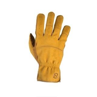 Noble Outfitters Work Gloves Mens Waterproof Fleece Dakota Tan 51022