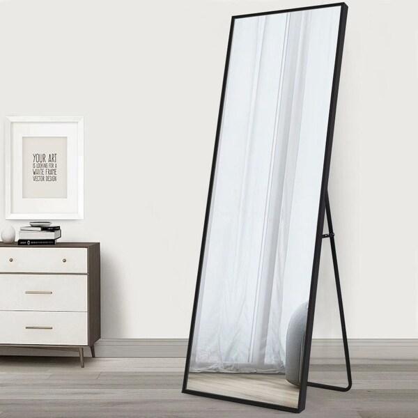 Modern Floor Mirror Full Length Mirror. Opens flyout.