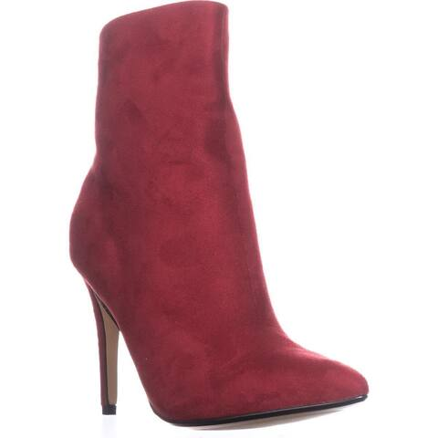 Chinese Laundry Sparrow High Top Booties, Red