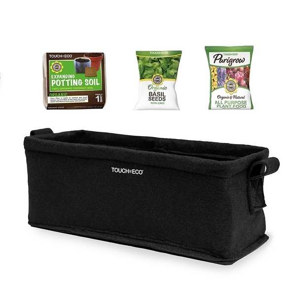 Herb Planter Box Kits With Soil Block - Multiple Herb Options. Opens flyout.