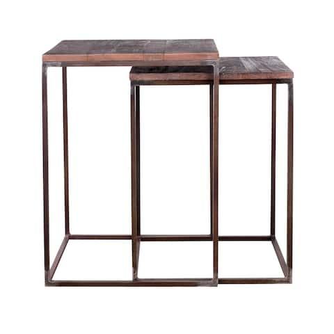 Kenai Nesting Tables - 23 X 17 X 17