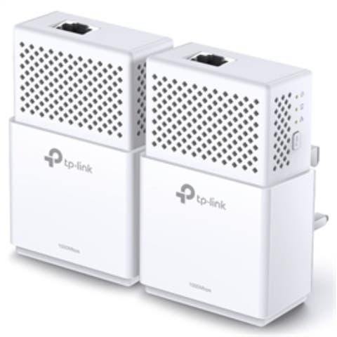 TP-Link Accessory TL-PA7010 KIT AV1000 1Gigabit Port Powerline Starter Kit Retail