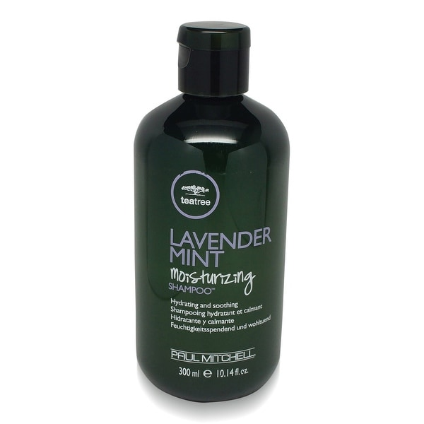 Paul Mitchell Tea Tree Lavender Mint Moisturizing Shampoo 10.14 Oz