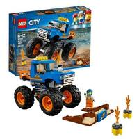 LEGO(R) City Great Vehicles Monster Truck (60180)
