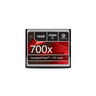 Centon Electronics - Centon Compact Flash 16Gb 700X