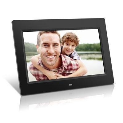 Aluratek Admpf310f 10-Inch Digital Photo Frame With 4Gb Built-In Memory (Black)