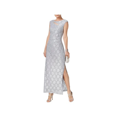 Connected Apparel Womens Evening Dress Formal Party