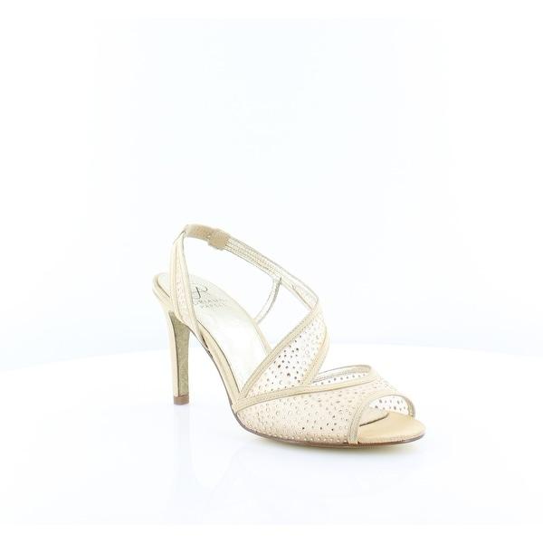 Adrianna Papell Andie Women's Sandals Powder Sand - 8