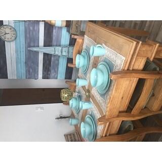 Shop Pfaltzgraff Everyday Malibu 16-piece Dinnerware Set (Service ...