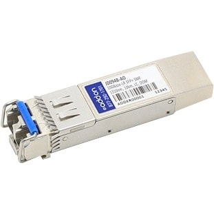 """""""AddOn JD094B-AO AddOn HP JD094B Compatible 10GBase-LR SFP+ Transceiver (SMF, 1310nm, 10km, LC, DOM) - 100% application tested"""