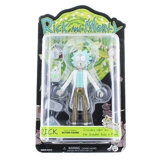 "Rick and Morty 5"" Funko Action Figure: Rick - multi"