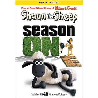 SHAUN THE SHEEP-SEASON ONE (DVD W/DIGITAL) (WS/ENG/SPAN SUB/2.0 DOL DIG)