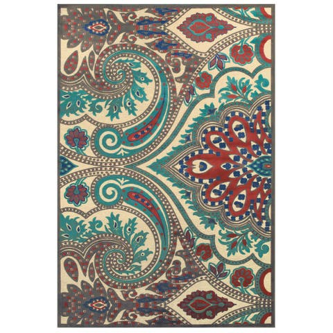 Grand Bazaar Margaux Machine Made Kids & Tween Rug