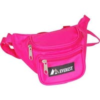 Everest  Signature Waist Pack 044KS (Set of 4) Hot Pink - US One Size (Size None)
