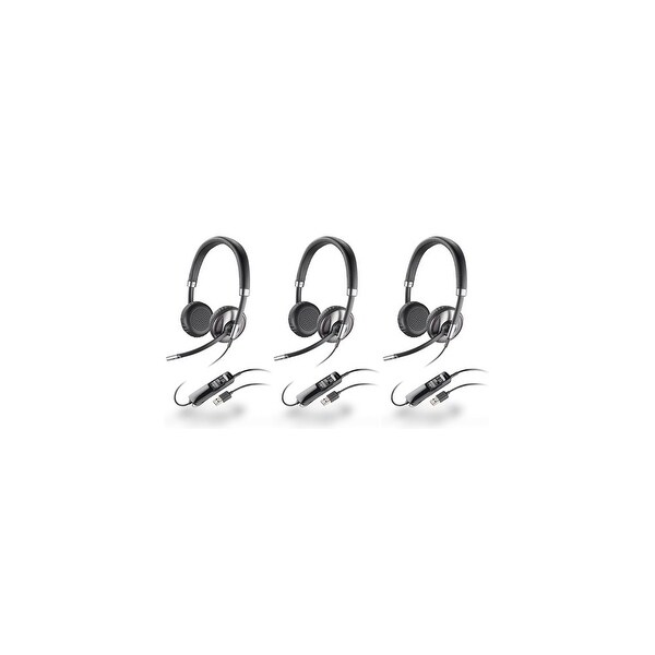 Plantronics Blackwire C720 Corded USB Headset
