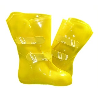 Cecilia Undercover Kids' OMGaloshes Rain Boot Shoe Covers