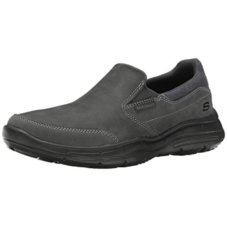 Glides Calculous Slip-On Loafer,Black