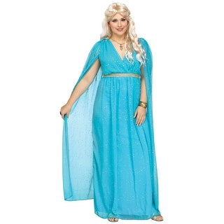 Womens Sexy Divine Goddess Plus Size Costume