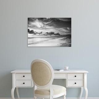 Easy Art Prints Robert J. Amoruso's 'Atlantic Sunrise No. 20' Premium Canvas Art
