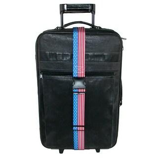 CTM® Novelty Print Luggage Straps