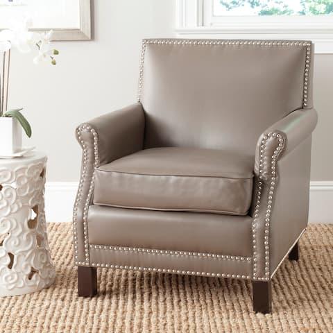 """Safavieh Easton Clay Club Chair - 28.3"""" x 33.1"""" x 31.7"""""""