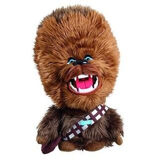 "Star Wars 16"" Action Plush: Roar & Rage Chewbacca - multi"