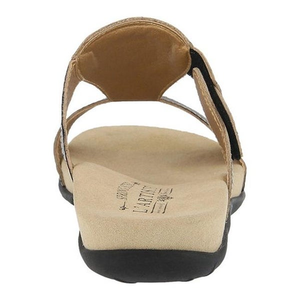 LArtiste by Spring Step Womens Style Myrtle Leather Slip-On Shoe