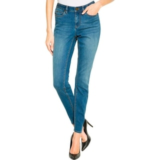 Two by Vince Camuto Womens Skinny Jeans High Waist Authentic Wash