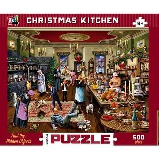 Christmas Kitchen 500 Piece Puzzle