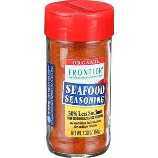 Frontier Herb - Low Sodium Organic Seafood Seasoning ( 2 - 2.3 OZ)