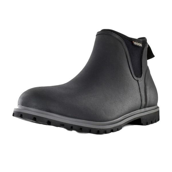 "Bogs Boots Mens 6"" Carson Waterproof Urban Farm Rubber"