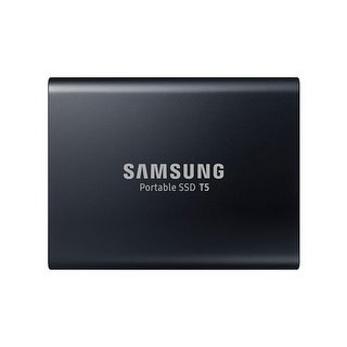 Samsung T5 1TB External Solid State Drive T5 1TB Portable Solid State Drive