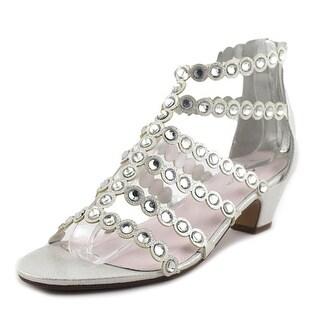 Nina Princess Open Toe Synthetic Sandals