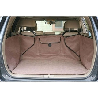 """K&H Pet Products Quilted Cargo Cover Tan 52"""" x 40"""" x 18"""""""